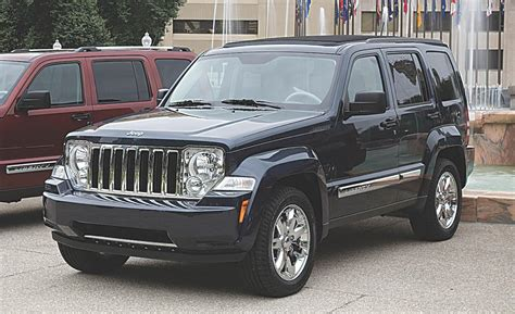 jeep liberty 2008 car and driver