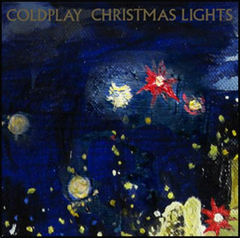 coldplay christmas lights explication clip mp3