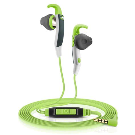 sennheiser mx686g sports in ear headphones sweat proof for androids