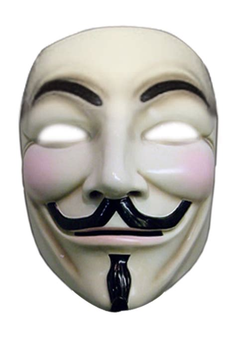 the mask v for vendetta deluxe mask