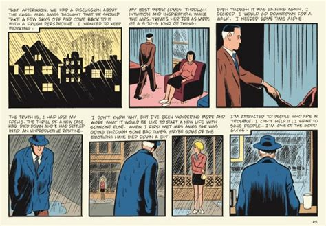 ice haven ice haven ice haven strip sc by daniel clowes from series quot ice haven quot lambiek comic shop