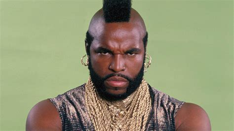 Black Guy Mustache Meme - tv legends revealed did mr t never say i pity the fool