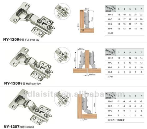 Hidden Kitchen Cabinet Hinges two way normal cabinet kitchen door hinge hinges buy two
