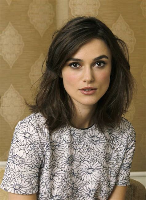 Keira Knightley Might Quit Acting by Keira Knightley Acting Can Be Like A When It S