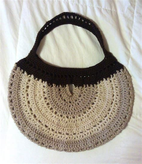 free pattern hobo bag hobo bag free pattern knit crochet pinterest