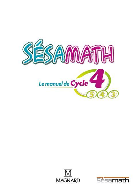 ssamath cycle 4 livre de math 233 matiques cycle 4 coll 232 ge xavier bichat