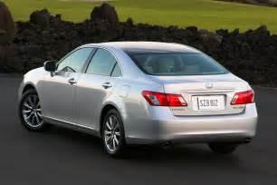 2007 12 lexus es 350 consumer guide auto