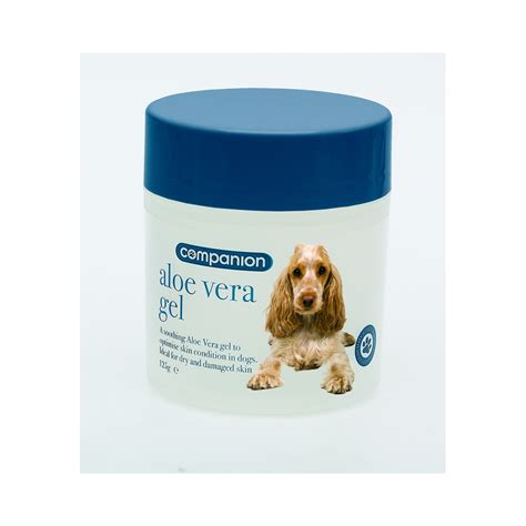 aloe vera for dogs companion aloe vera gel for dogs from s cross tack room