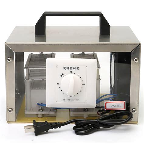 Ac Ozon ac 110v ozone generator electronic 20g ozone generator ebay