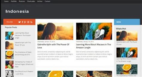 blogger game indonesia indonesia blogger template 2014 free download