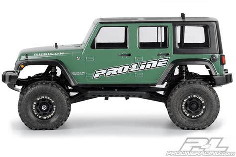 Proline Jeep Proline Jeep Wrangler Rubicon Unlimited Clear 313mm W