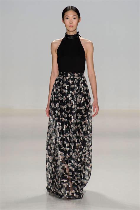 New York Fashion Week Runway Review Erin Fetherston by Erin Fetherston Fall 2015 Runway Pictures Livingly