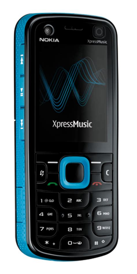 Nokia Launches 5700 Xpressmusic With Dedicated Chip by Nokia Launch The 5320 Xpressmusic