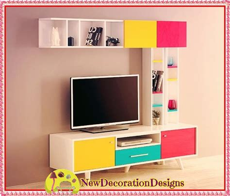 tv unit design ideas photos modern tv cabinet designs with colorful tv unit design