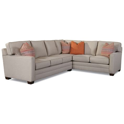 belfort furniture sectional sofas huntington house 2053 three customizable sectional