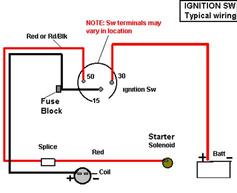 wiring diagram software simplified diagram ignition switch