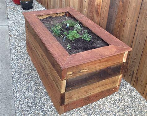 Box Planter Plans by Pdf Planter Box Designs Plans Plans Free