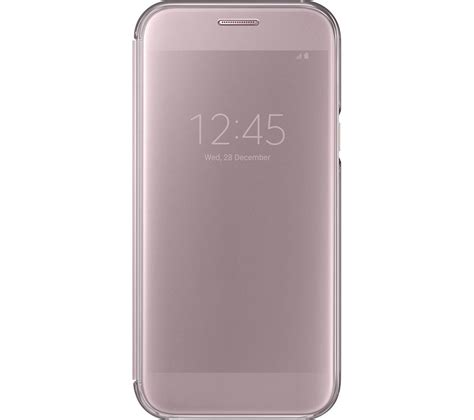Clear Samsung A5 buy samsung clear view galaxy a5 pink gold free