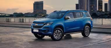 Chevrolet Kuwait Chevrolet Trailblazer Best 7 Seater Suv Chevrolet Kuwait