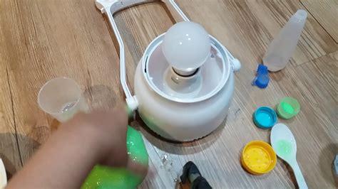 membuat slime barrel cara membuat barrel o slime bisa nyala dalam gelap dan