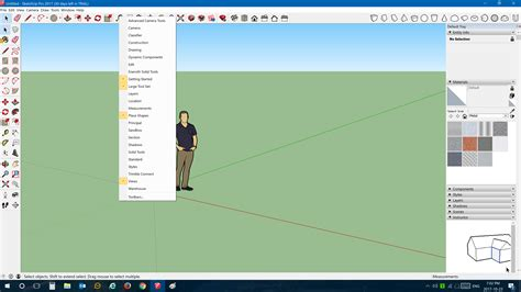 sketchup layout toolbar customizing toolbar pro sketchup community
