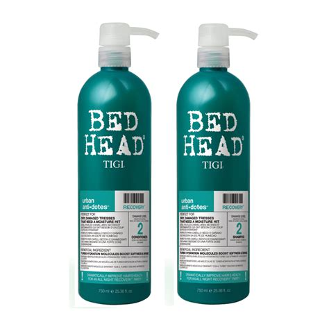 bed head urban antidotes tigi bed head urban antidotes recovery tween shoo