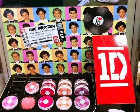 Make Up One Direction what makes you beautiful one direction s make up range impact magazine