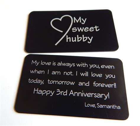 Wedding Anniversary Gift For Hubby by Anniversary Gift For Hubby Gift Ftempo