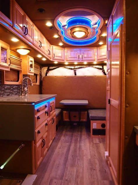 luxury trucks inside custom semi truck sleeper interior decoratingspecial com