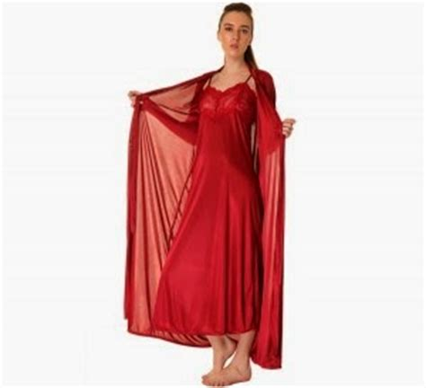 nighty gown design latest fashion world red nighty dresses designs 2014