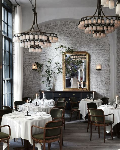 new york lighting new york ny le coucou restaurant in new york by roman and williams