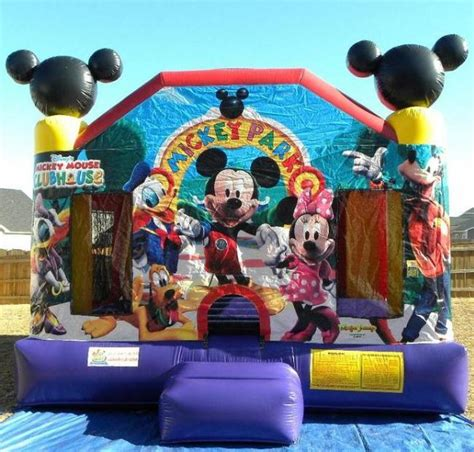 bounce house rental disney bounce house rental mickey minnie frozen batman spiderman cars