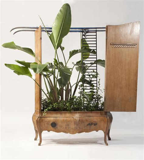 furniture recycling amazing upcycle old furniture into planters designapplause