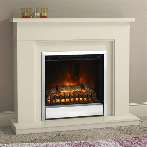 Be Modern Fireplaces be modern trowbridge 44 quot electric fireplace suite mantel