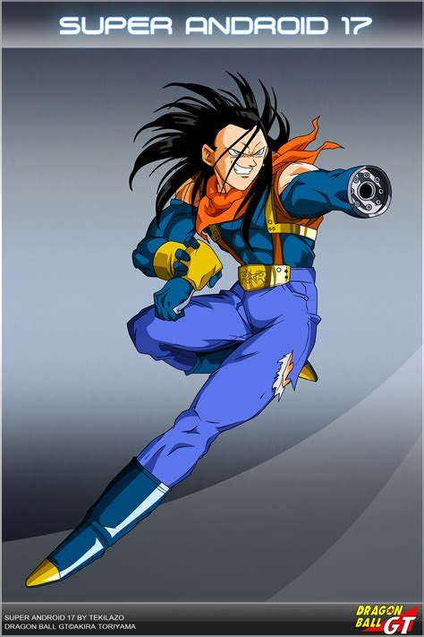 superuser android android 17 image 843072 zerochan anime image board
