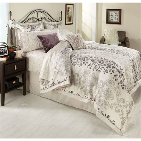 jaclyn smith bliss comforter set home bed bath
