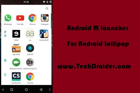 M Tech Android techdroider android m