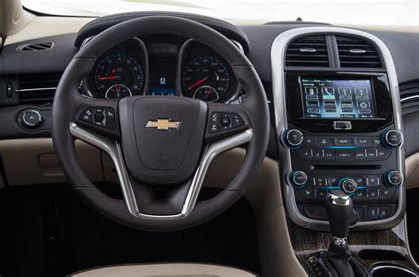 2015 Malibu Interior by Chevrolet Malibu Turbo 2015 Primera Prueba