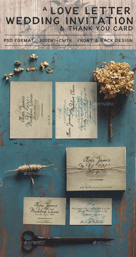 Invitation Letter Psd 40 Best Wedding Invitation Psd Templates Designmaz