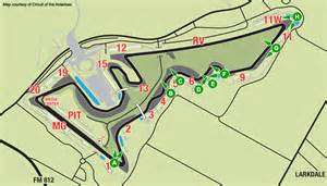 Cota Track Map Photography At Cota On A General Admission Ticket News