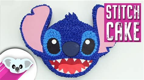 stitches cake stitch cake lilo and stitch disney how to