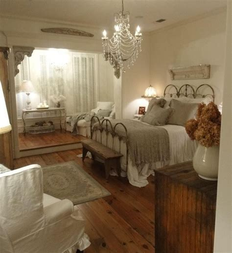 Elegant Country Master Bedroom Pictures, Photos, and