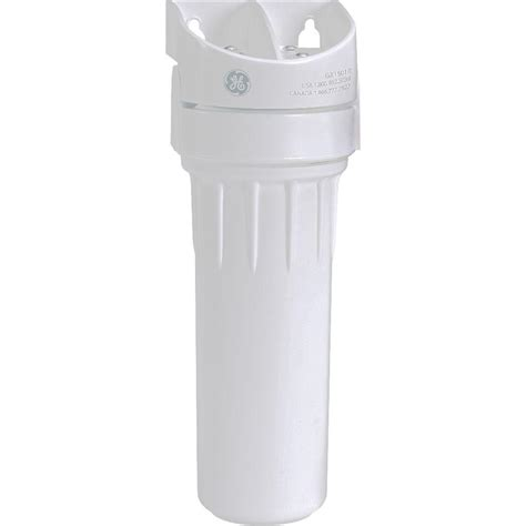 ge under water filter ge single stage water filtration system gx1s01r the home