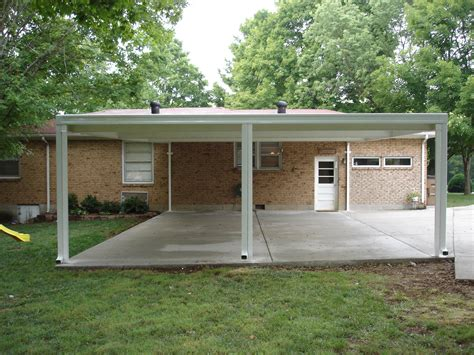 Alu Carport by Aluminum Carports Free Estimates
