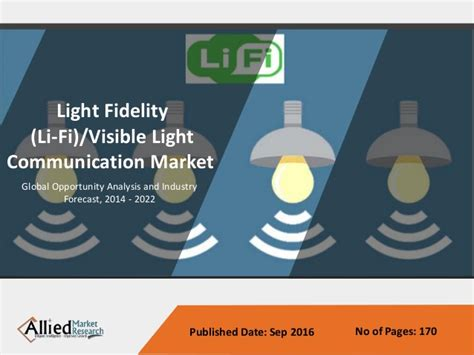 research paper on visible light communication light fidelity li fi visible light communication market