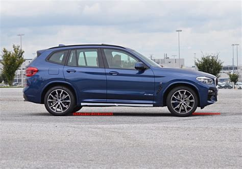 live photos bmw x3 xdrive30d m sport