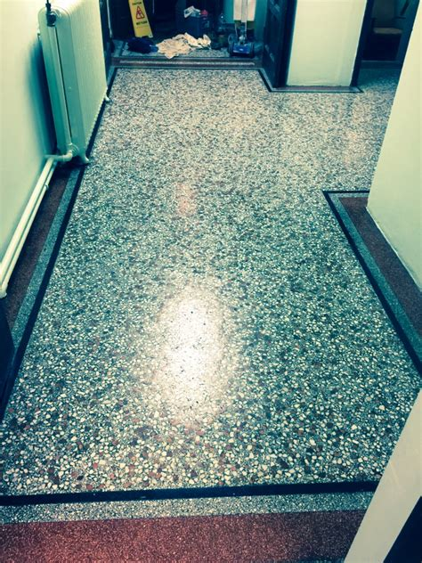 decor and floor terrazzo flooring installation alyssamyers