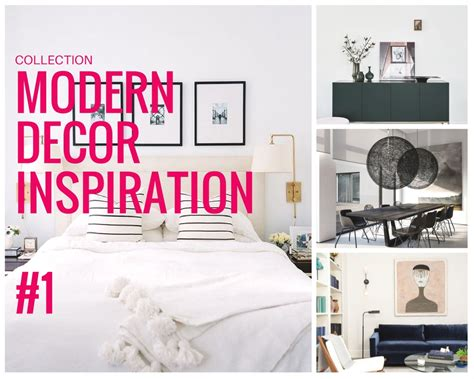 Modern Inspiration by Modern Decor Inspirational Series 1 The Architects Diary