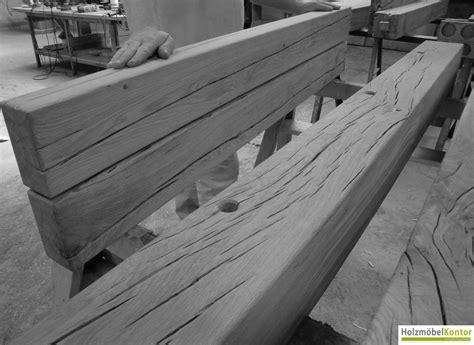 bett alte balken bett aus massiven balken bett doppelbett balken kiefer