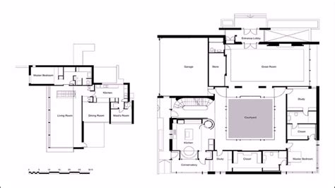 small courtyard house plans small house plans with inner courtyard home and outdoor